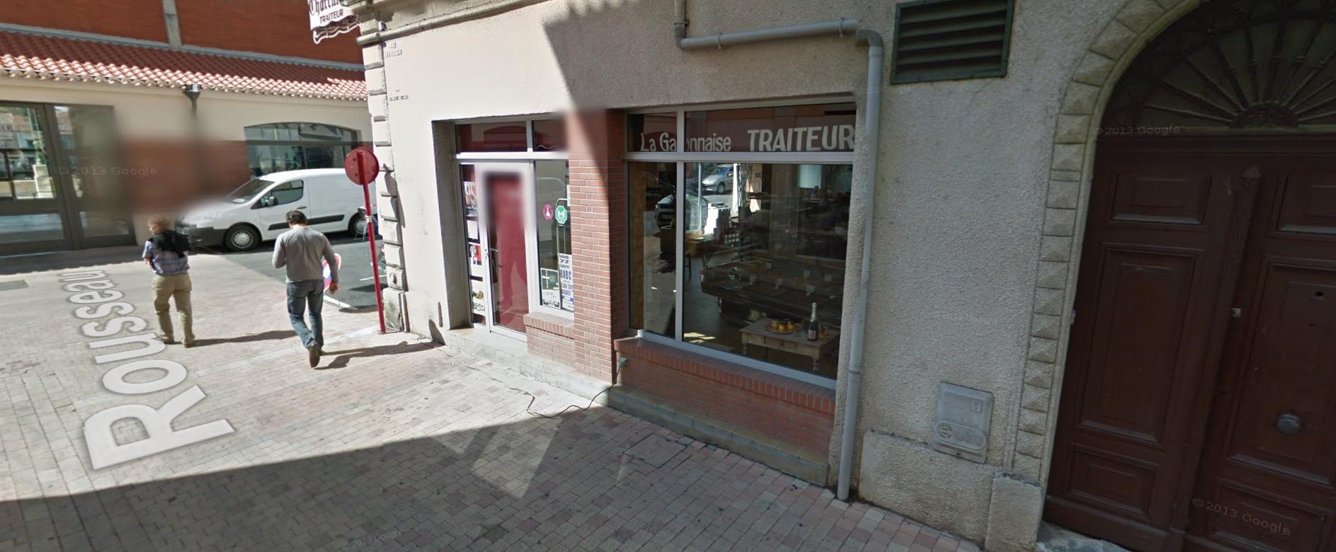 Front boutique