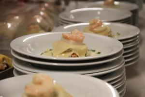 Lasagne de saumon